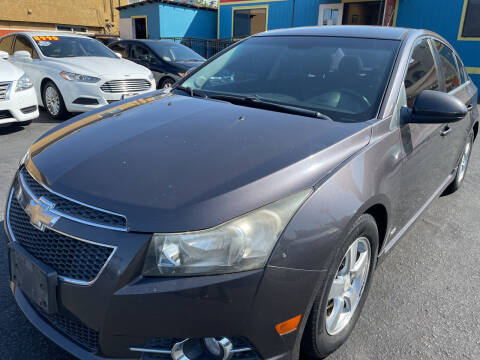 2011 Chevrolet Cruze for sale at CARZ in San Diego CA