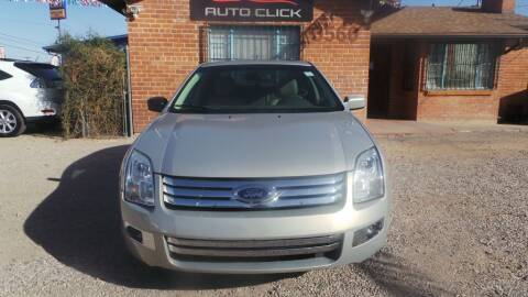 2009 Ford Fusion for sale at Auto Click in Tucson AZ