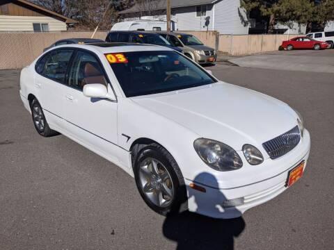 2003 Lexus GS 300 for sale at Progressive Auto Sales in Twin Falls ID