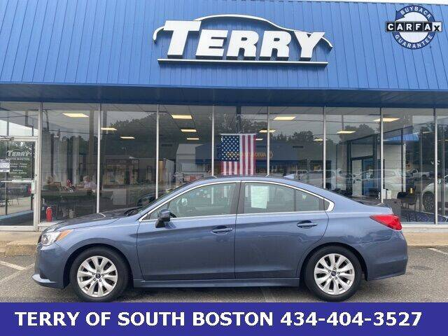 2017 Subaru Legacy for sale at Terry of South Boston in South Boston VA
