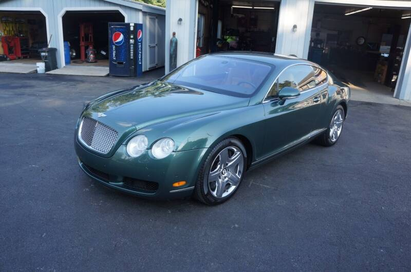 2005 Bentley Continental for sale at Autos By Joseph Inc in Highland NY
