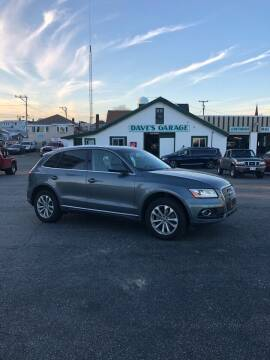 2014 Audi Q5 for sale at Dave's Garage Inc in Hampton Beach NH