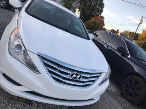 2011 Hyundai Sonata for sale at Car Kings in Cincinnati OH