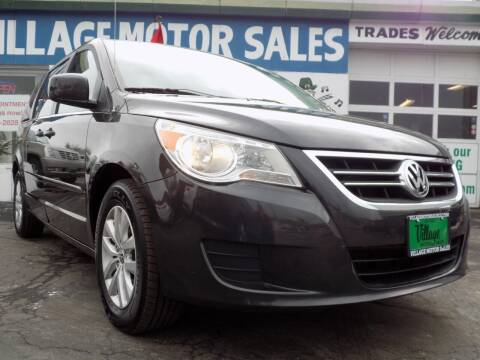 2012 Volkswagen Routan for sale at Village Motor Sales in Buffalo NY