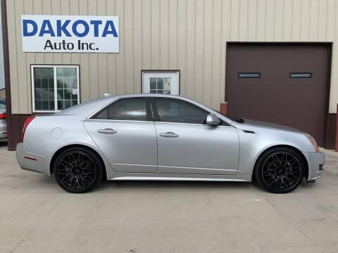 2012 Cadillac CTS for sale at Dakota Auto Inc. in Dakota City NE
