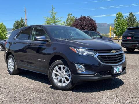 2020 Chevrolet Equinox for sale at The Other Guys Auto Sales in Island City OR
