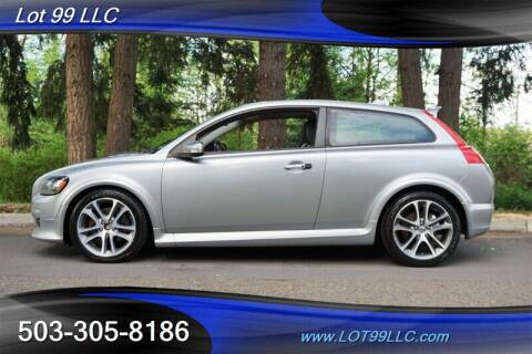 2009 Volvo C30 for sale at LOT 99 LLC in Milwaukie OR