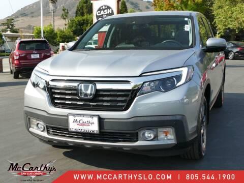 2019 Honda Ridgeline for sale at McCarthy Wholesale in San Luis Obispo CA