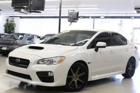 2015 Subaru WRX for sale at Xtreme Motorwerks in Villa Park IL