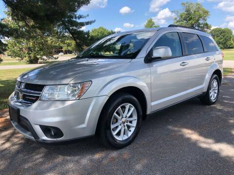 2013 Dodge Journey for sale at COUNTRYSIDE AUTO SALES 2 in Russellville KY