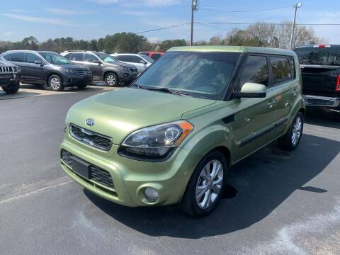 2013 Kia Soul for sale at Getsinger's Used Cars in Anderson SC