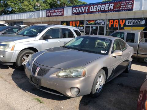 2006 Pontiac Grand Prix for sale at Sonny Gerber Auto Sales in Omaha NE