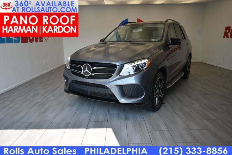 2018 Mercedes-Benz GLE for sale in Philadelphia, PA