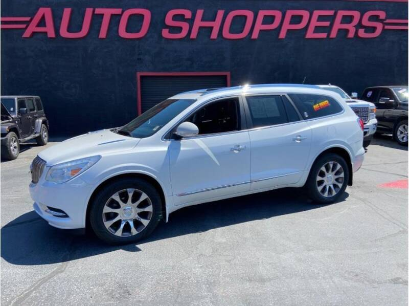 2016 Buick Enclave for sale at AUTO SHOPPERS LLC in Yakima WA