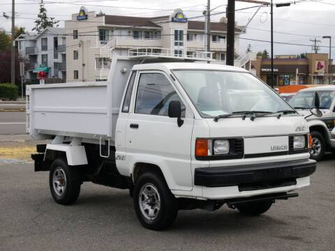 1991 Toyota Lite Ace DUMP 4x4 diesel for sale at JDM Car & Motorcycle LLC in Seattle WA