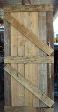 2020 BARN DOORS for sale at BENHAM AUTO INC - Peace of Mind Treasures and More Store in Lubbock TX