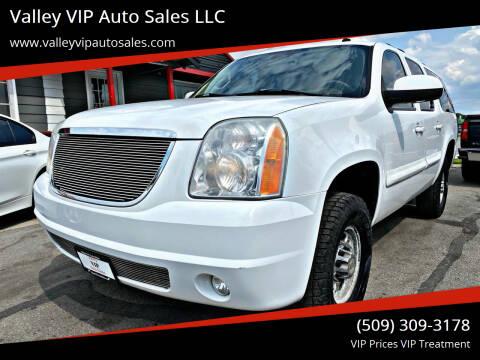 2007 GMC Yukon XL for sale at Valley VIP Auto Sales LLC - Valley VIP Auto Sales - E Sprague in Spokane Valley WA