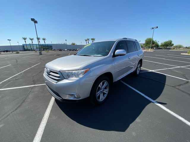 2013 Toyota Highlander for sale at Corporate Auto Wholesale in Phoenix AZ
