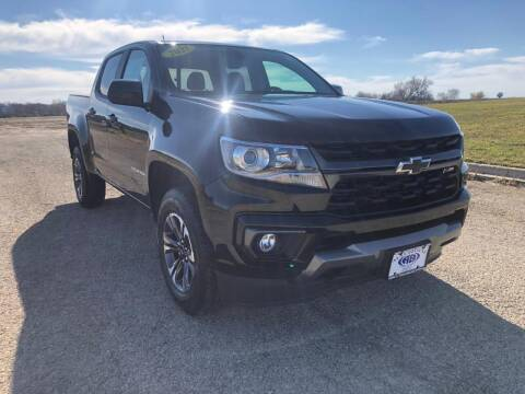 2021 Chevrolet Colorado for sale at Alan Browne Chevy in Genoa IL