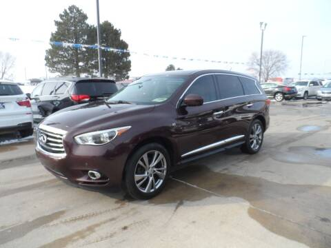 2015 Infiniti QX60 for sale at America Auto Inc in South Sioux City NE