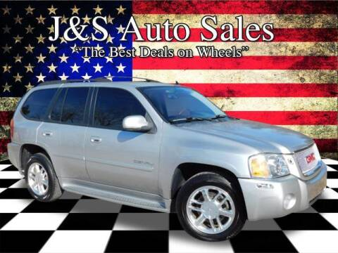 2007 GMC Envoy for sale at J & S Auto Sales in Clarksville TN