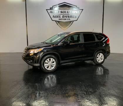 2012 Honda CR-V for sale at Noel Daniels Motor Company in Ridgeland MS