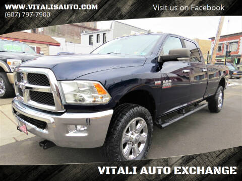 2014 RAM Ram Pickup 2500 for sale at VITALI AUTO EXCHANGE in Johnson City NY