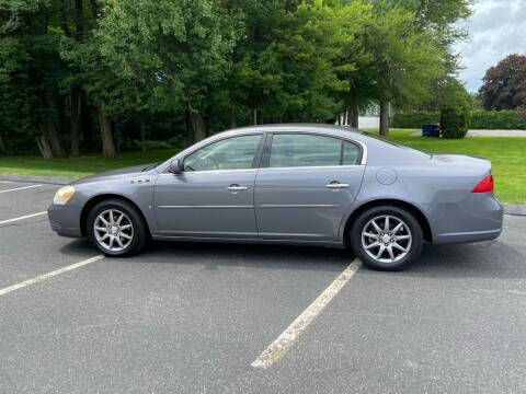 2007 Buick Lucerne for sale at Chris Auto South in Agawam MA