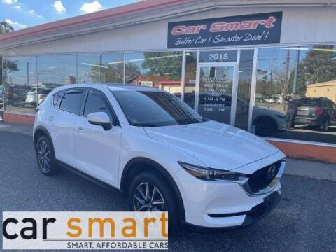 2017 Mazda CX-5 for sale at Car Smart in Wausau WI