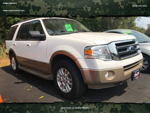 2014 Ford Expedition for sale at Valpo Motors in Valparaiso IN