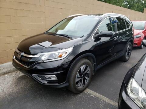 2016 Honda CR-V for sale at Auto Solutions in Maryville TN