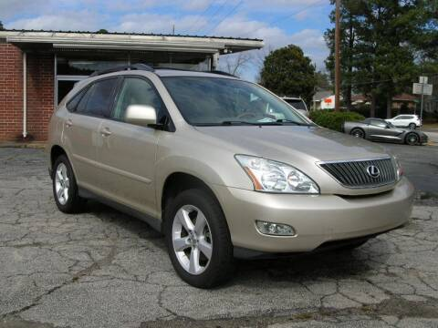 2005 Lexus RX 330 for sale at South Atlanta Motorsports in Mcdonough GA