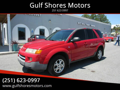 2004 Saturn Vue for sale at Gulf Shores Motors in Gulf Shores AL