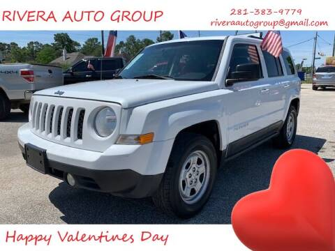 2014 Jeep Patriot for sale at Rivera Auto Group in Spring TX