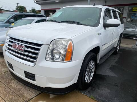 2009 GMC Yukon for sale at All American Autos in Kingsport TN