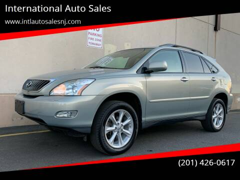 2009 Lexus RX 350 for sale at International Auto Sales in Hasbrouck Heights NJ