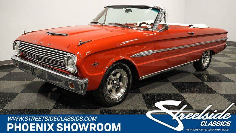 1963 Ford Falcon for sale in Concord, NC