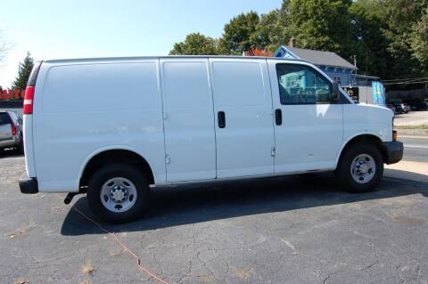2007 Chevrolet Express Cargo for sale at Park Ave Auto Inc. in Worcester MA