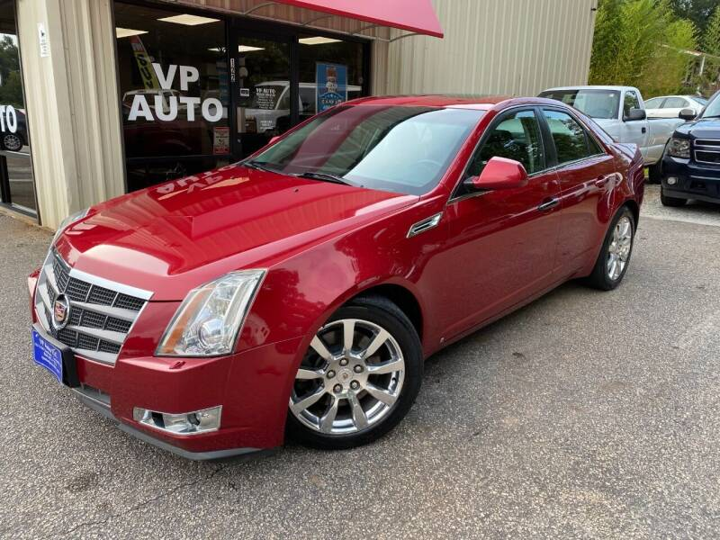 2008 Cadillac CTS for sale at VP Auto in Greenville SC