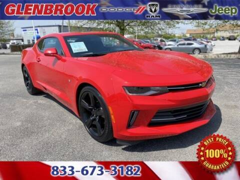 2017 Chevrolet Camaro for sale at Glenbrook Dodge Chrysler Jeep Ram and Fiat in Fort Wayne IN