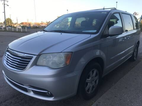 2011 Chrysler Town and Country for sale at 5 STAR MOTORS 1 & 2 in Louisville KY