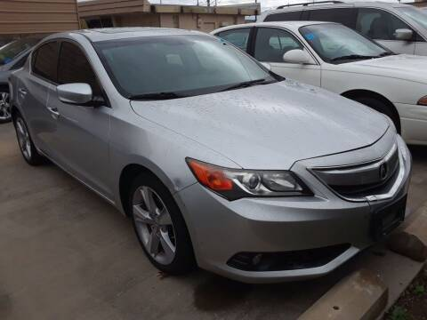 2013 Acura ILX for sale at Auto Haus Imports in Grand Prairie TX