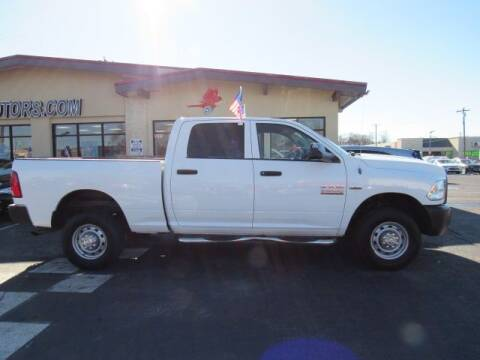2013 RAM Ram Pickup 2500 for sale at Cardinal Motors in Fairfield OH
