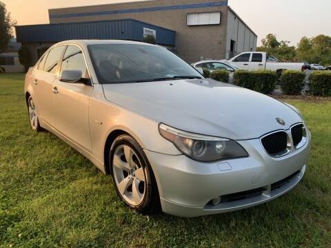 2006 BMW 5 Series for sale at Essen Motor Company, Inc in Lebanon TN