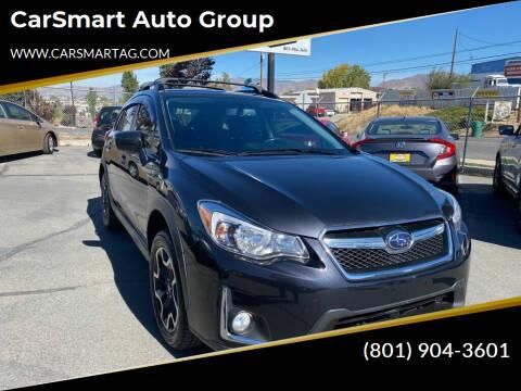 2016 Subaru Crosstrek for sale at CarSmart Auto Group in Murray UT