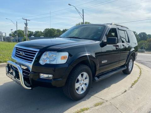 2008 Ford Explorer for sale at Xtreme Auto Mart LLC in Kansas City MO