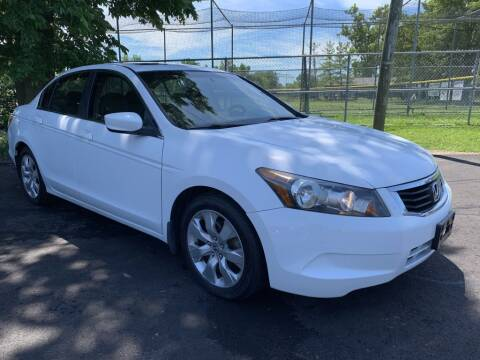 2009 Honda Accord for sale at Queen City Classics in West Chester OH