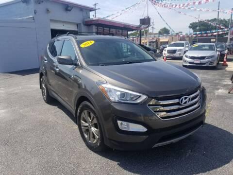 2014 Hyundai Santa Fe Sport for sale at Absolute Motors in Hammond IN