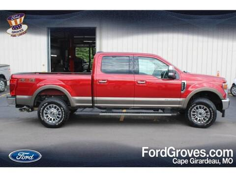 2020 Ford F-250 Super Duty for sale at JACKSON FORD GROVES in Jackson MO