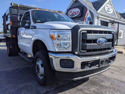 2016 Ford F-350 Super Duty for sale at Cape Cod Carz in Hyannis MA